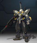 Benkei - Gundam Breaker