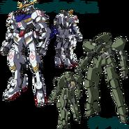 Gundam Iron Blooded Oprhans MS