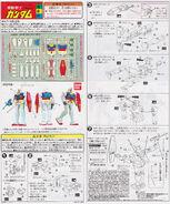 Original Gunpla Instructions