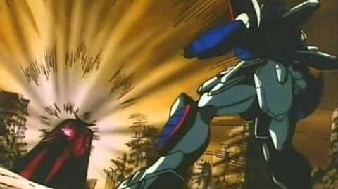 030 GF13-001NHII Master Gundam (from Mobile Fighter G Gundam)