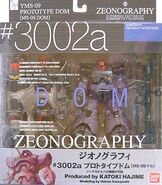 Zeonography 3002a Dom box