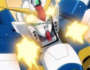 Wing Gundam Gunpla Vulcan