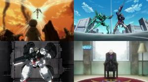 Gundam 00 episode 1