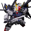 Unit as strike e gundam iwsp