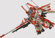 MSZ-006C1 (Bst) Zeta Plus C1 Hummingbird - MS Girl