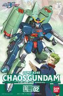1-100 Chaos Gundam