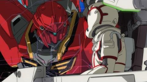 MOBILE SUIT GUNDAM UNICORN RE 0096-Episode 5 CLASH WITH THE RED COMET (ENG sub)