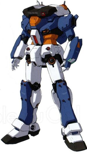 GM Canard Space Type front