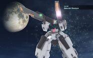 Seravee Gundam Twin Buster Wallpaper