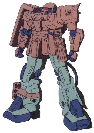 Front (Kinbareid Forces Colors)