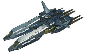 Mass Produced Diva Assalut Landing Mode (blue)