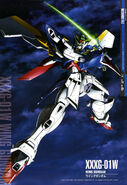 Wing gundam (gundam perfect file)
