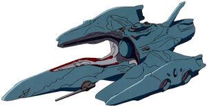 Nazca class destroyer (gundam)