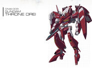 GNW-003 Gundam Throne DreiLOL