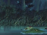 150 foot alligator zock
