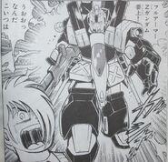 Gundam Boy 01