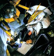 Nu Gundam Photo3