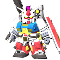 Unit a perfect gundam