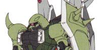 ZGMF-1000/M Blaze ZAKU Warrior