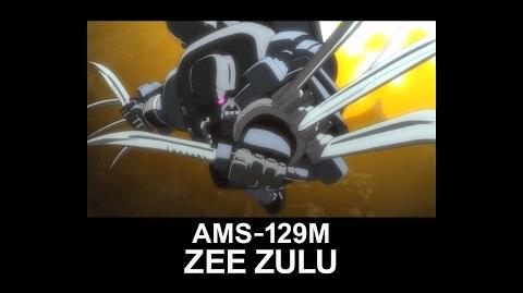 MSUC27 ZEE ZULU(from Mobile Suit Gundam UC)