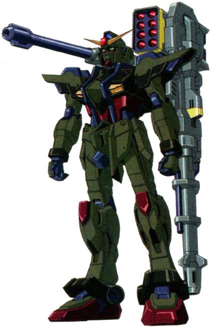 Sumbullet Raigo Gundam