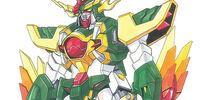 GF13-011NCII Dragon Double Gundam