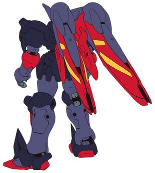 Rear (Attack Mode)