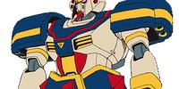 GF13-051NE Pharaoh Gundam XIII