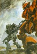 Â-Gundam 003