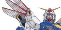 F90V Gundam F90 VSBR Type