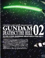Gundam Deathscythe Hell EW 1