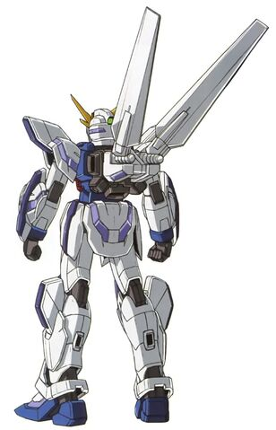 File:Gundam X Maoh - Rear.jpg