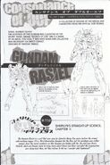 GN-XXX Gundam Rasiel - Technical Detail-Design