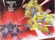Mobile Suit Gundam Record of MS Wars II3