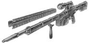 Gelgoog Prototype Beam Rifle