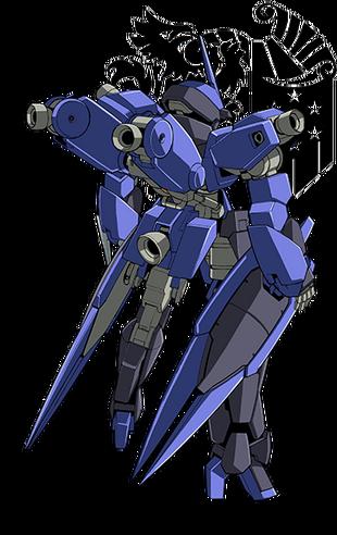 Rear (McGillis Fareed/Isurugi Camice Custom)