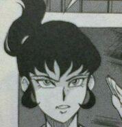 Tris Surugeiref in manga