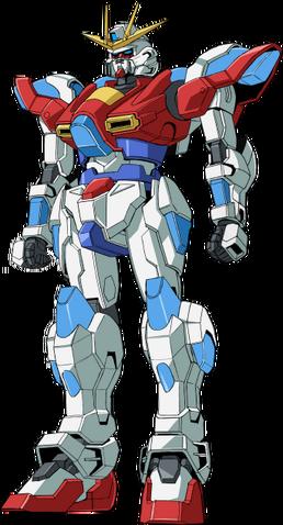 File:TBG-011B Try Burning Gundam - Front.png