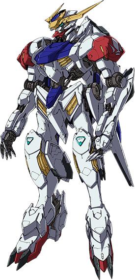 ASW-G-08 Gundam Barbatos Lupus   The Gundam Wiki   FANDOM ...