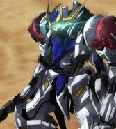 ASW-G-08 - Gundam Barbatos Lupus.