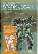 RGM-89S Stark Jegan (Original Version) - SpecTechDetailDesign