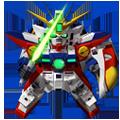 Unit ar wing gundam zero beam saber