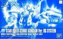 HG Star Build Strike Gundam Ver. RG System
