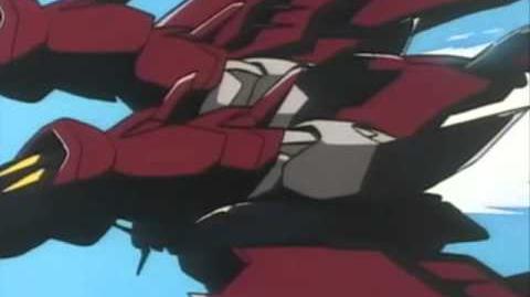 011 OZ-13MS Gundam Epyon (from Mobile Suit Gundam Wing)