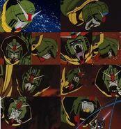 Gundam Head