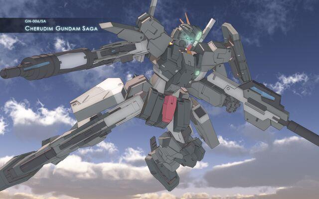 File:Cherudim Gundam SAGA Sky Wallpaper II.jpg