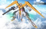GN-007 Arios Gundam SkyWallpaper