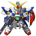 Unit b wing gundam
