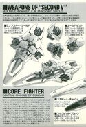 Second V - Weapons Scan
