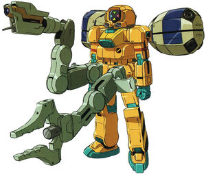 Instructor Colors Front (w/ Big Arms)